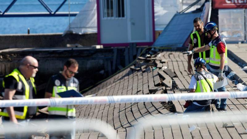 El cruce de acusaciones por el accidente de Vigo acaba en el juzgado