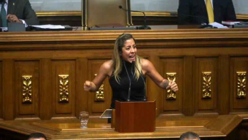 El Parlamento venezolano denuncia la destrucción de pruebas del 'atentado'