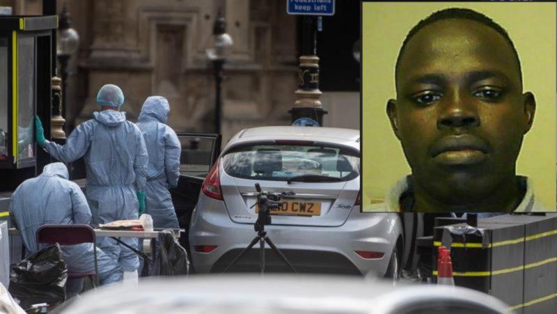 El 'británico' de Westminster es Salih Khater, un musulmán de origen sudanés