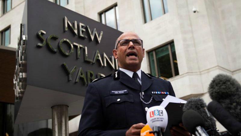 El autor del atropello de Londres llegó a Reino Unido como refugiado en 2010