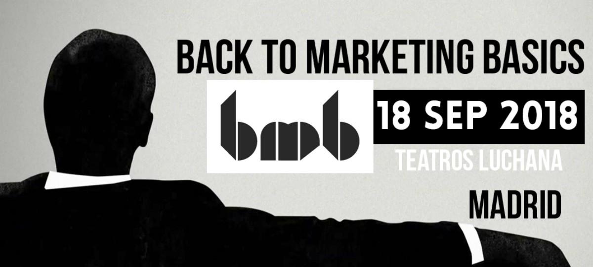 ¿Preparado para un viaje al pasado? Llega la nueva edición de 'Back to Marketing Basics'