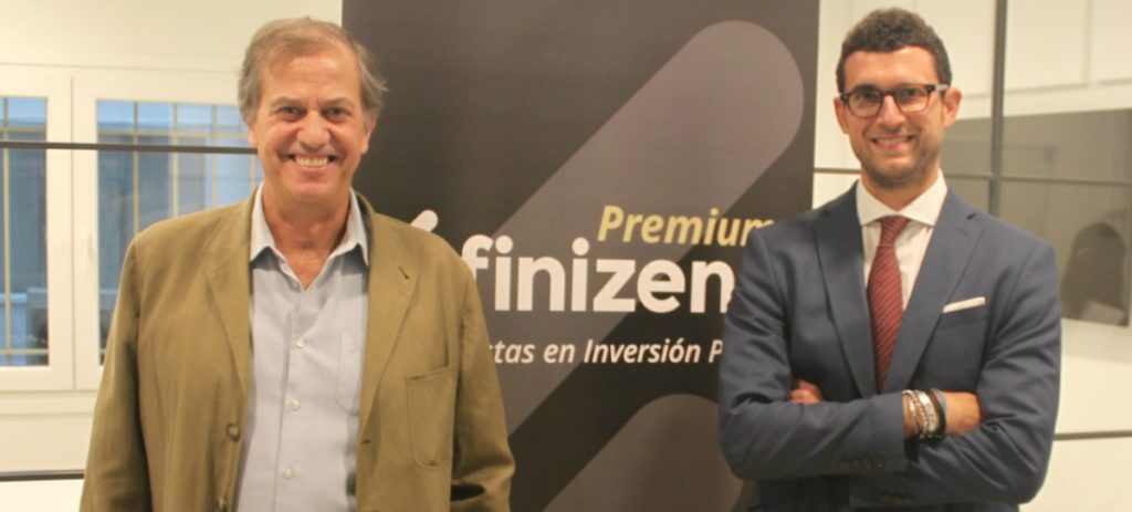 Finizens lanza un servicio Premium dirigido a inversores con altos patrimonios