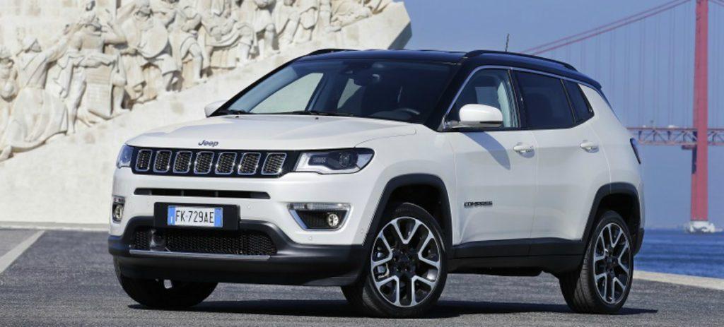 Jeep producirá el Renegade PHEV a finales 2019 y el Compass PHEV, poco después