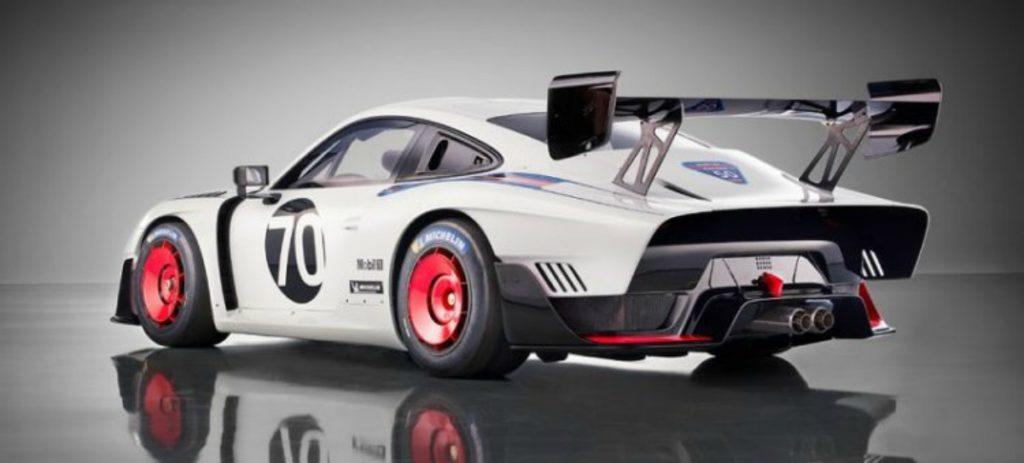 Porsche 935, un deportivo de carreras de 700 CV y desde 701.948 euros