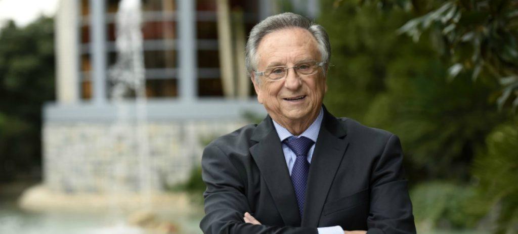 Tomás Fuertes, premio a la Excelencia de la Persona en la categoría de 'Ámbito Empresarial'