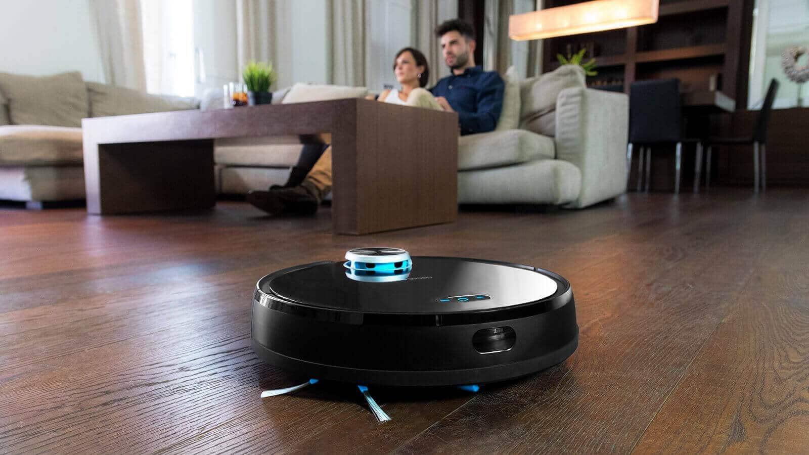 La Conga 3090, el robot de limpieza que revolucionará el mercado