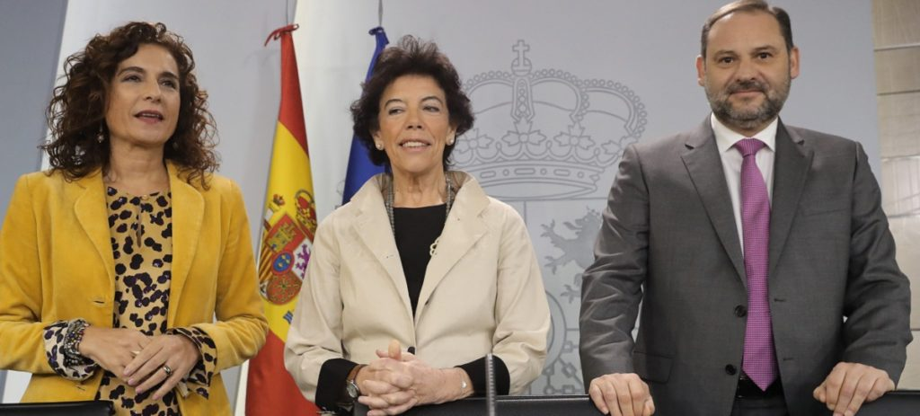 José Luis Ábalos, ministro de Fomento: 'Ya no hay que construir tanto'