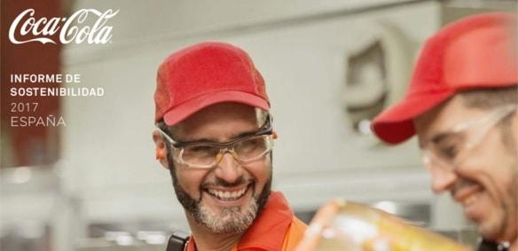 Coca-Cola cierra el primer ejercicio de su estrategia de sostenibilidad 'Avanzamos' con el 100% de sus envases reciclables