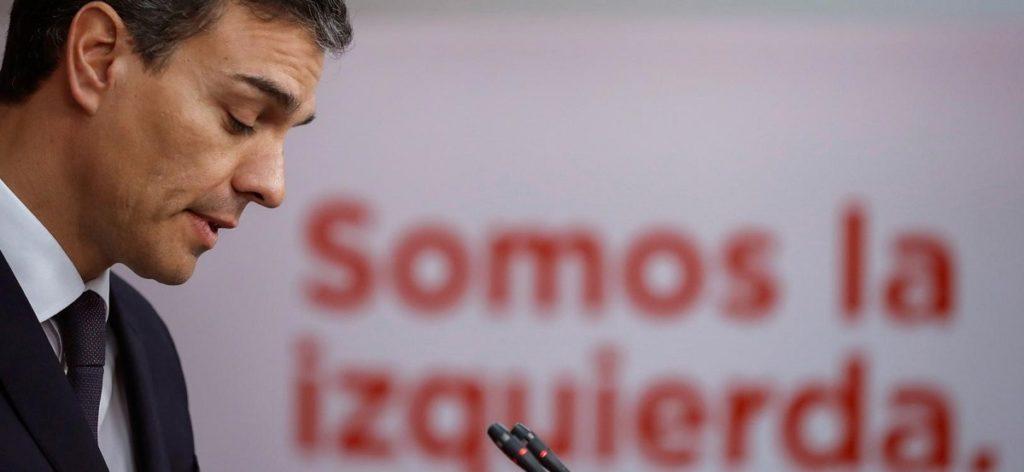 5 de las 7 autonomías con los sueldos más bajos están gobernadas por el PSOE