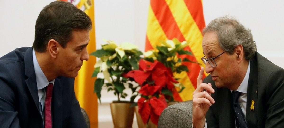 Cataluña llevará a los tribunales al Gobierno de Sánchez para exigirle 1.317 millones