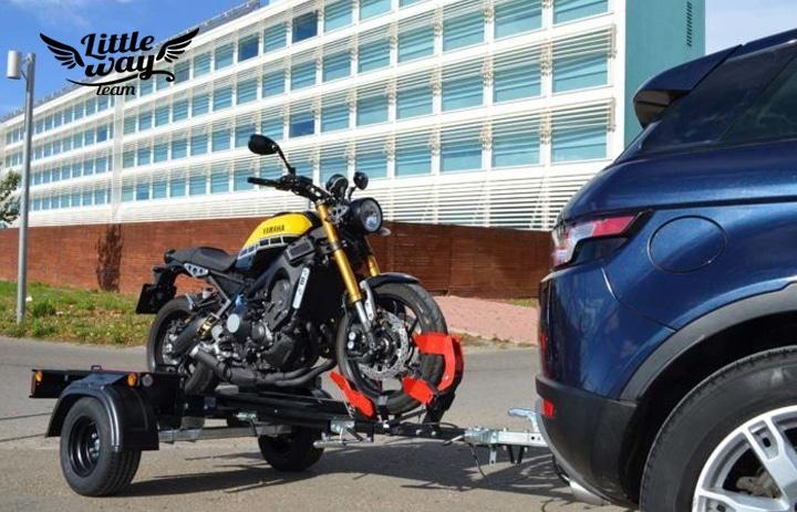 Littleway mantiene su liderazgo en el mercado de remolques para motos