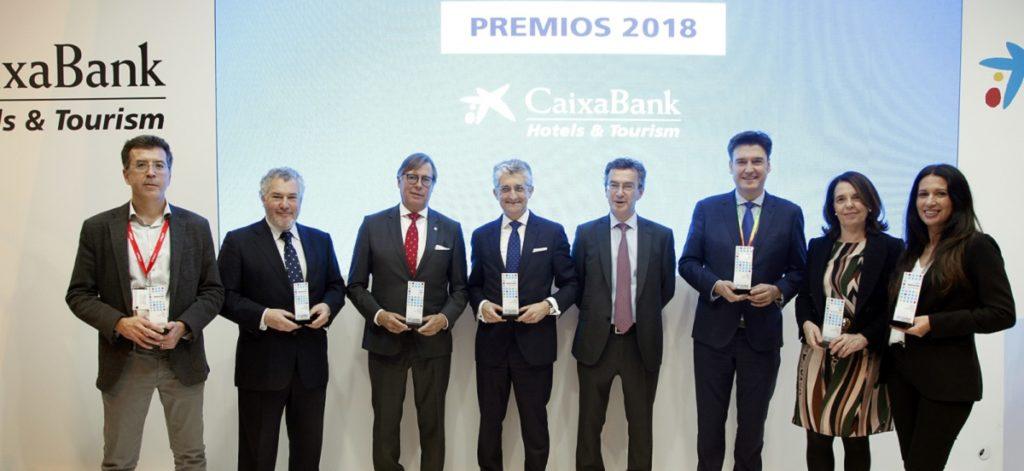 El grupo balear Palladium, por el Only You Atocha, premio Hotels & Tourism de CaixaBank