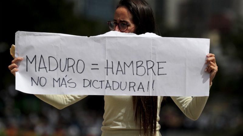 Venezuela, en estado de 'alarma' tras 100 horas de apagón que no se resuelve