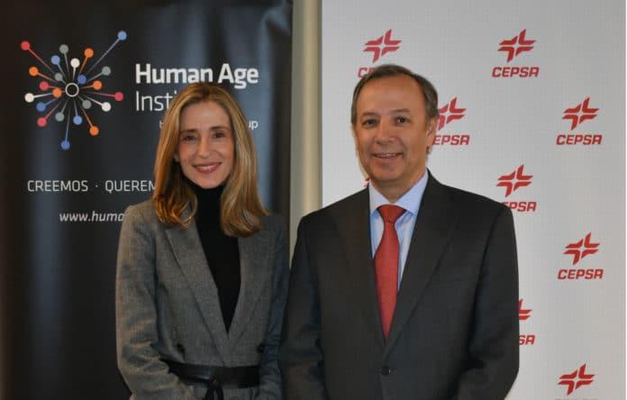 Cepsa y Human Age Institute renuevan su acuerdo de colaboración para impulsar el Talento y la Empleabilidad