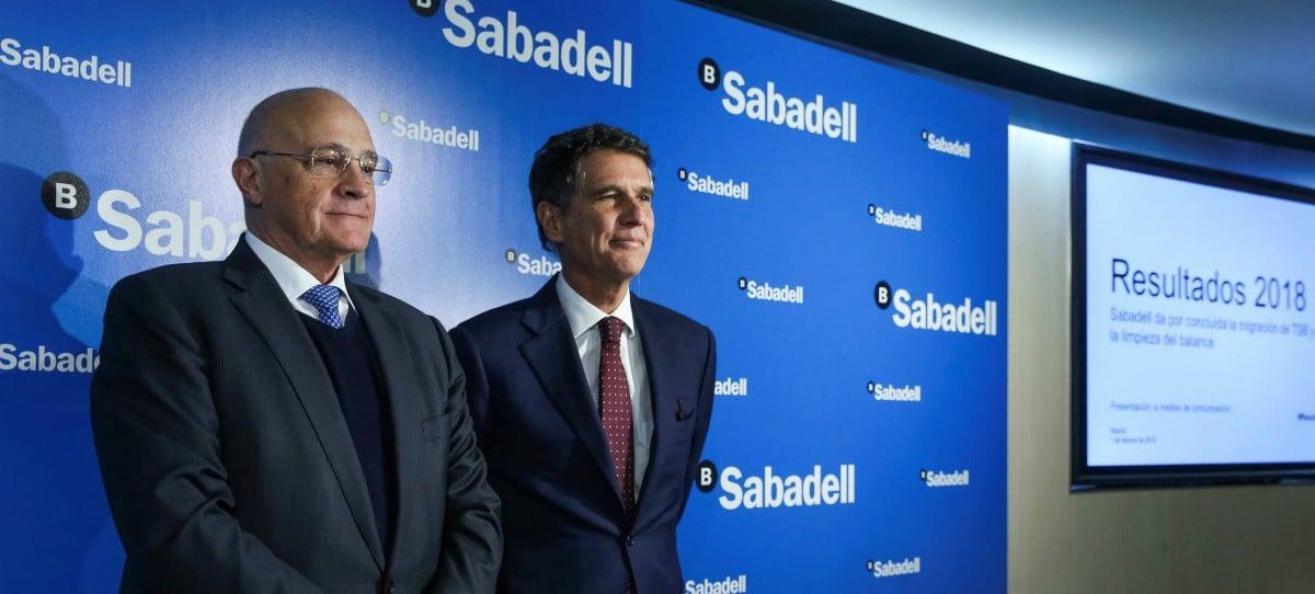 El mexicano David Martínez invierte 20 millones en el Banco Sabadell y llega al 3,5%