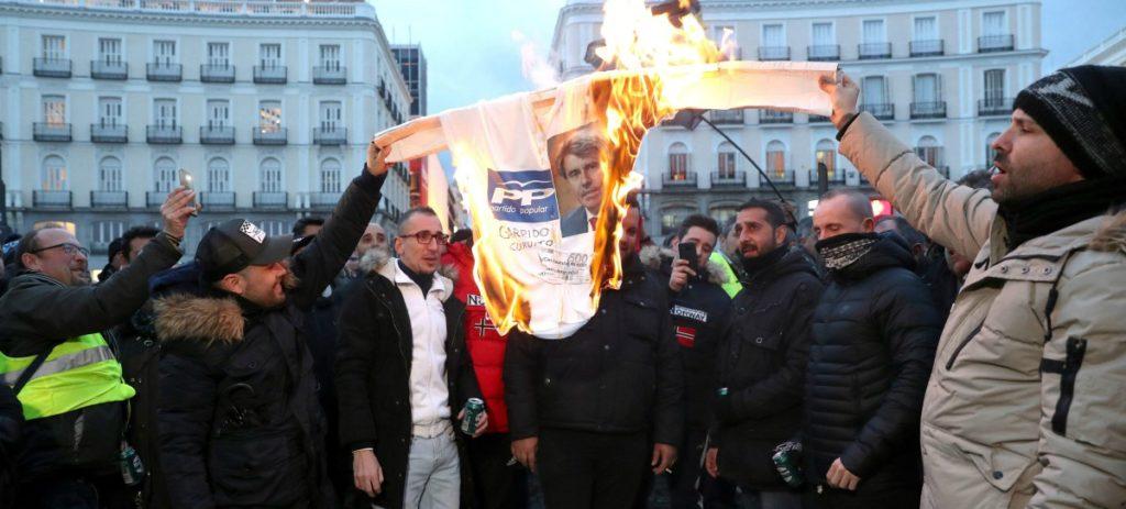 Madrid mejora el taxi sin limitar las VTC