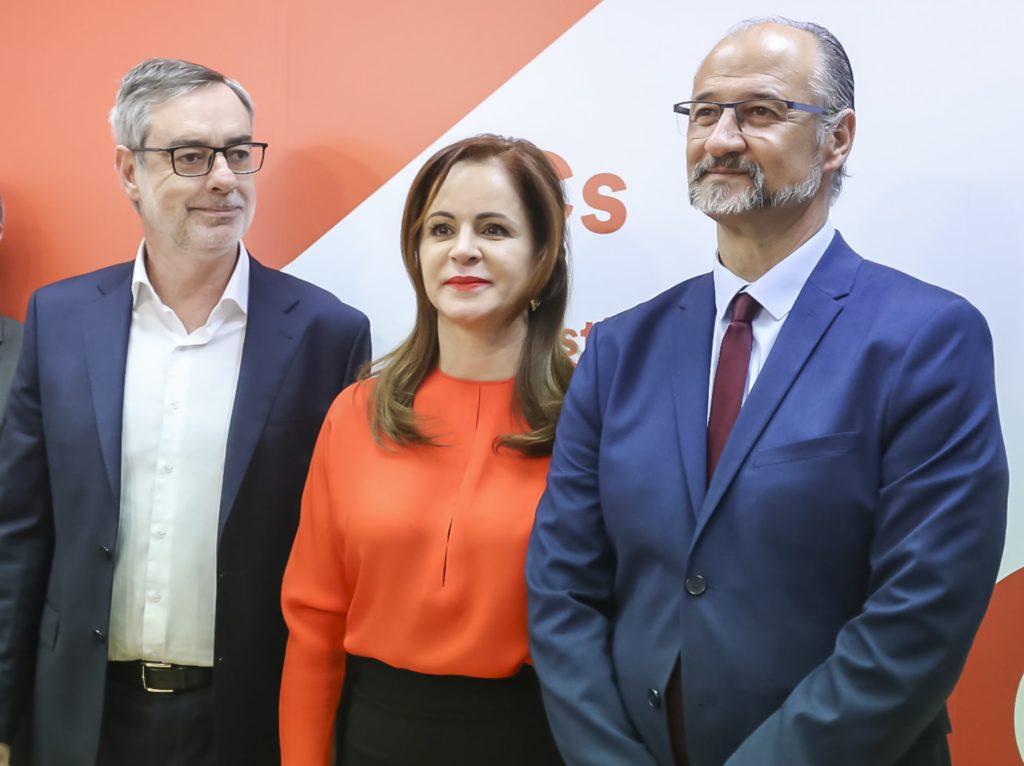 Clemente será la candidata de C´s a la Junta tras imponerse en las primarias