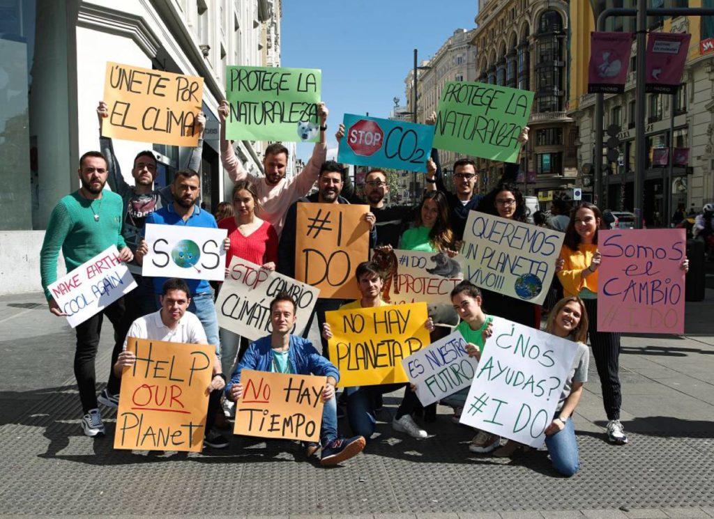 LOS40 se suman al movimiento juvenil contra el cambio climático con una campaña anual en favor del medio ambiente