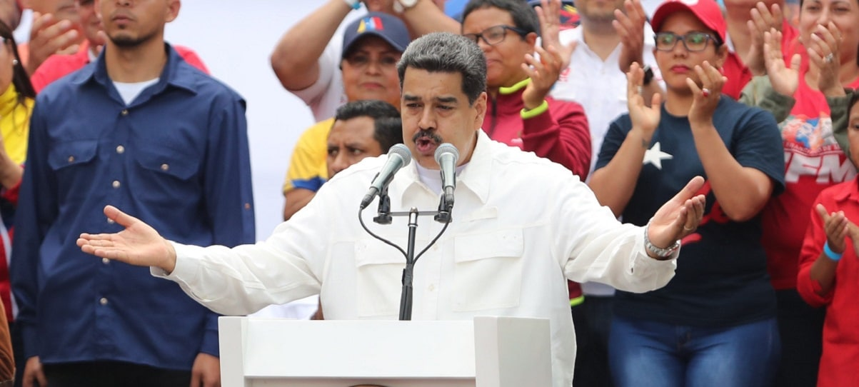 Venezuela, el paraíso socialista: 'En este sector afortunadamente tenemos agua cada cinco días, somos afortunados (…) otros sectores tienen un mes (sin agua)'
