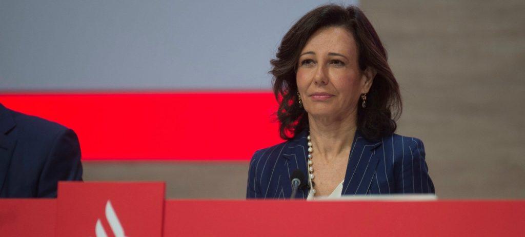 Las 10 recetas de Ana Botín, presidenta del Banco Santander