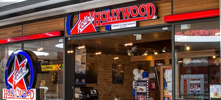 Foster's Hollywood reduce sus restaurantes por el alto precio del alquiler