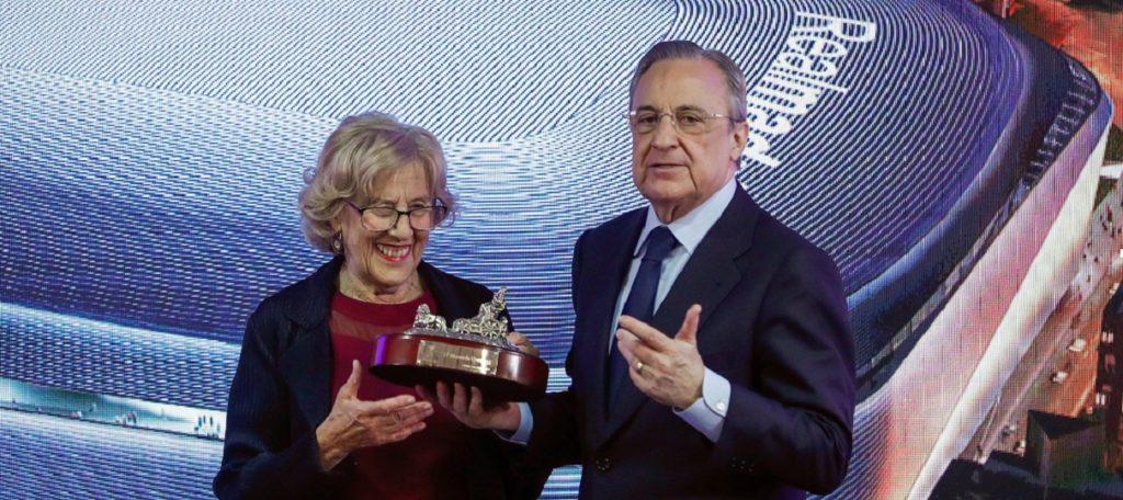 La financiación de las obras del Santiago Bernabéu se firma la próxima semana