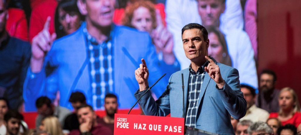 Con el PSOE, ¡A vivir que son dos días! Renta mínima estatal de 858 euros mensuales
