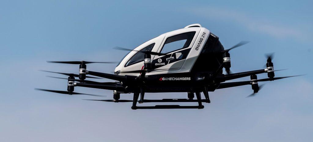 El 'taxi volador' es ya una realidad