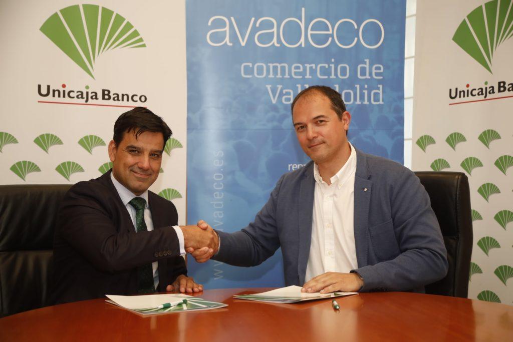 Unicaja renueva su acuerdo de colaboración con Avadeco