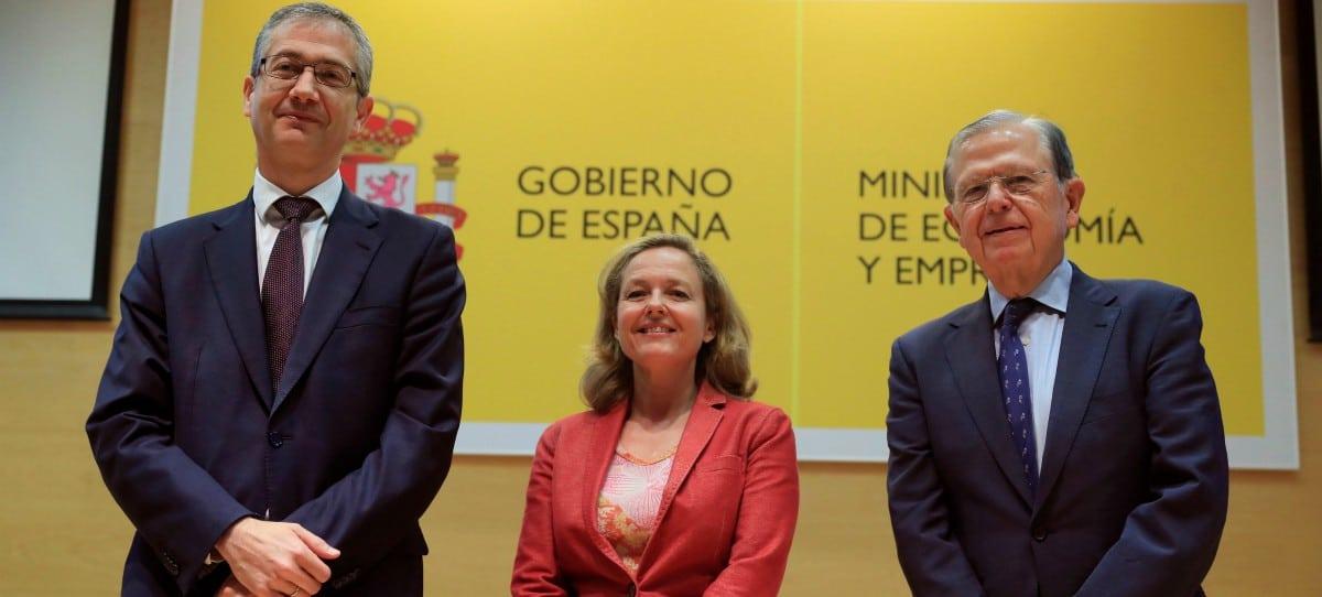 Hernández de Cos apela a revivir los pactos de la Moncloa para las reformas que España necesita