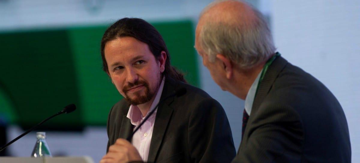 ¿Qué le pide Iglesias a los empresarios (y a Sánchez) en el Círculo de Economía de Sitges?: Menos trabajo y más impuestos