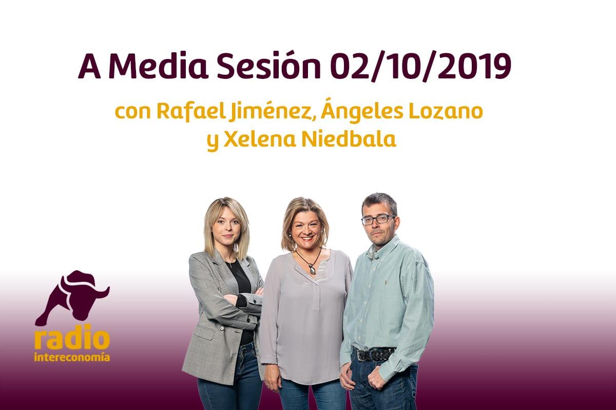A Media Sesión 02/10/2019