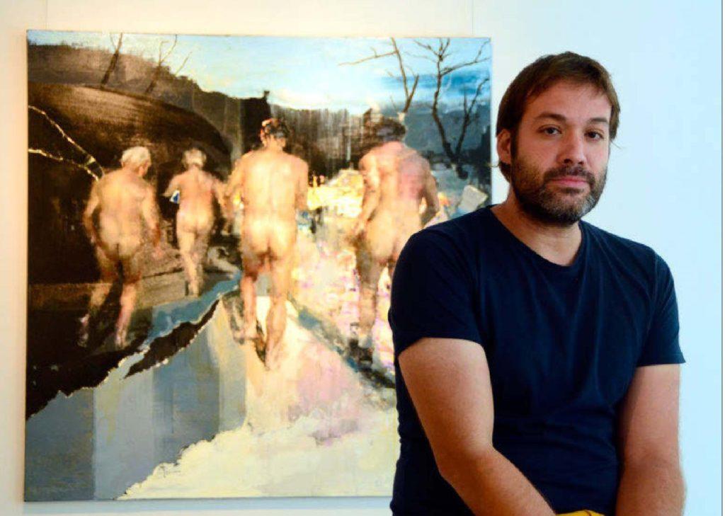 Javier Riaño gana el XX Certamen de Pintura Acor