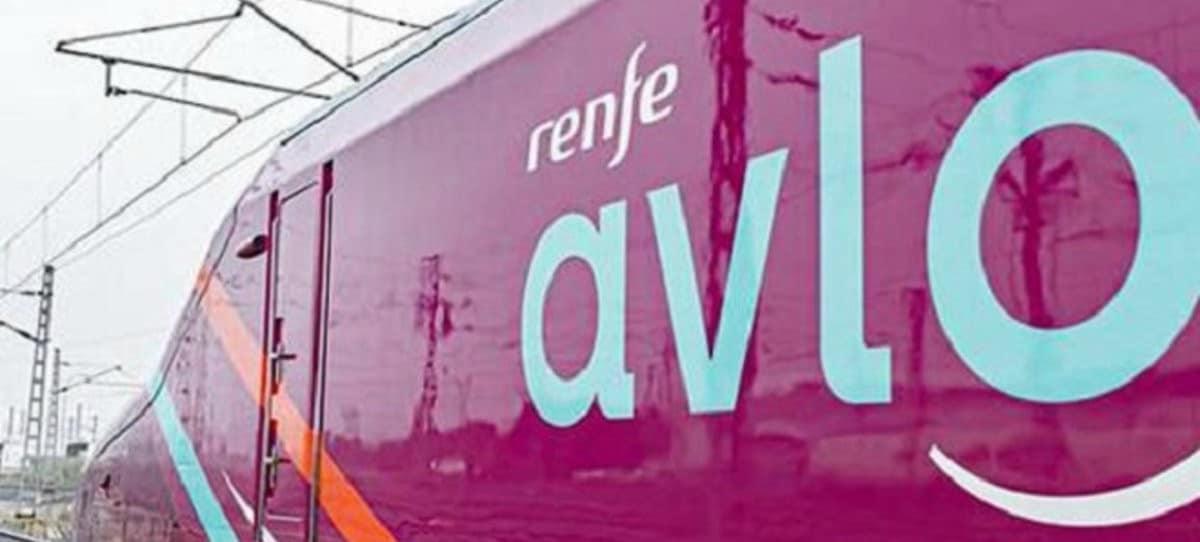 Renfe saca este martes otras 1.000 plazas del Avlo tras agotar las del lunes en una hora