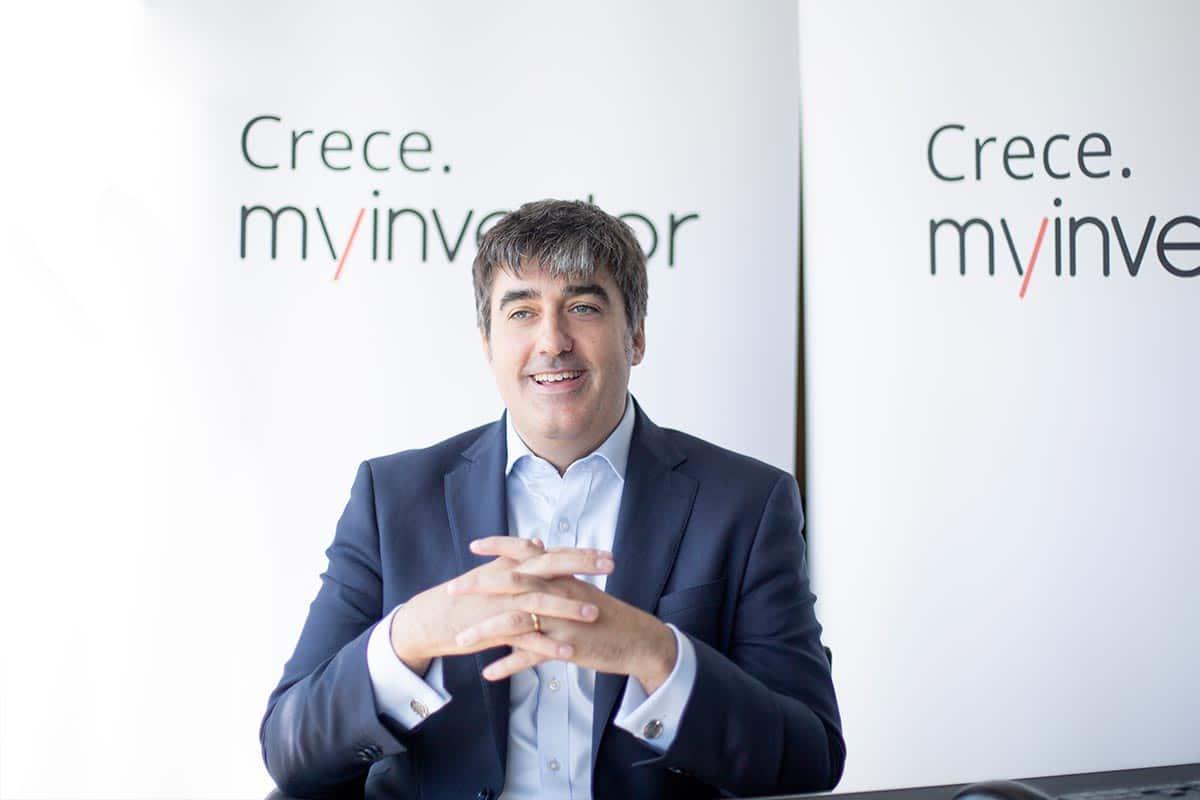 """Carlos ASO (Andbank) : """"Esta ronda de financiación pone a MyInvestor en el mapa financiero español"""""""