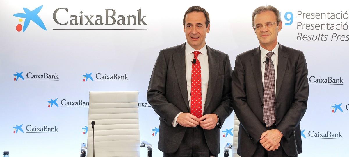 Jordi Gual, presidente de Caixabank: Ni nos fusionamos ni restableceremos la sede social en Cataluña