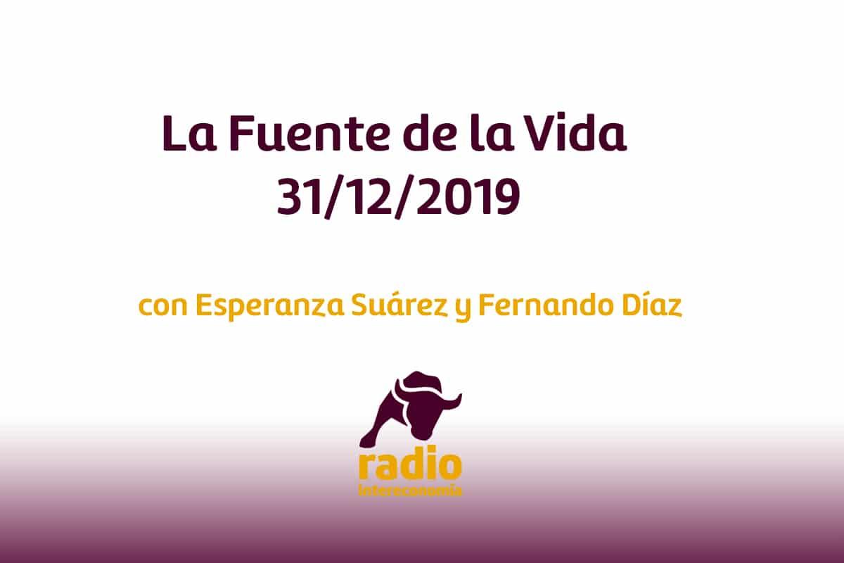 La Fuente de la Vida 31/12/2019