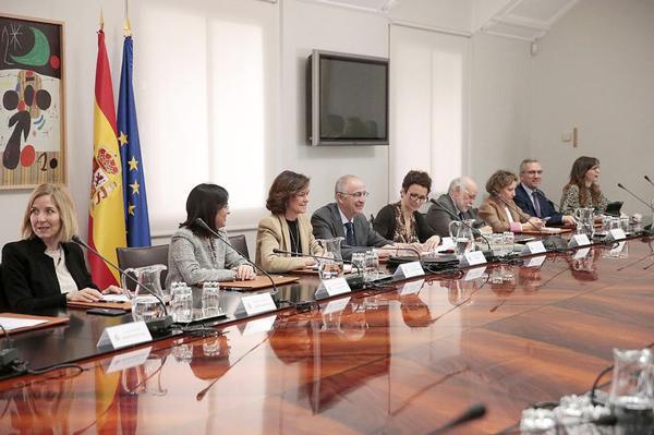 Javier Izquierdo reclama ante Madrid una alianza entre el mundo urbano y el rural