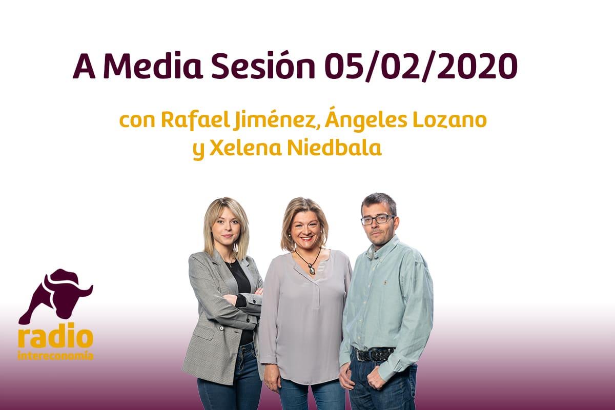 A Media Sesión 05/02/2020