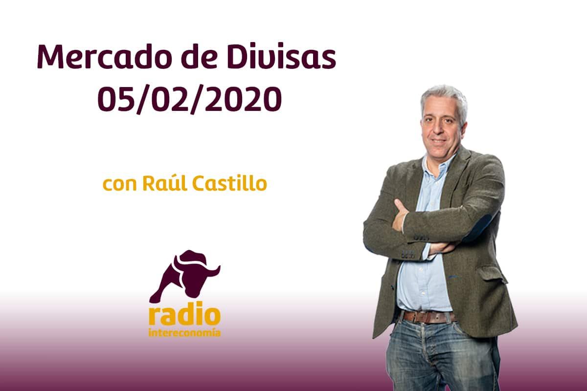 Mercado de Divisas 05/02/2020