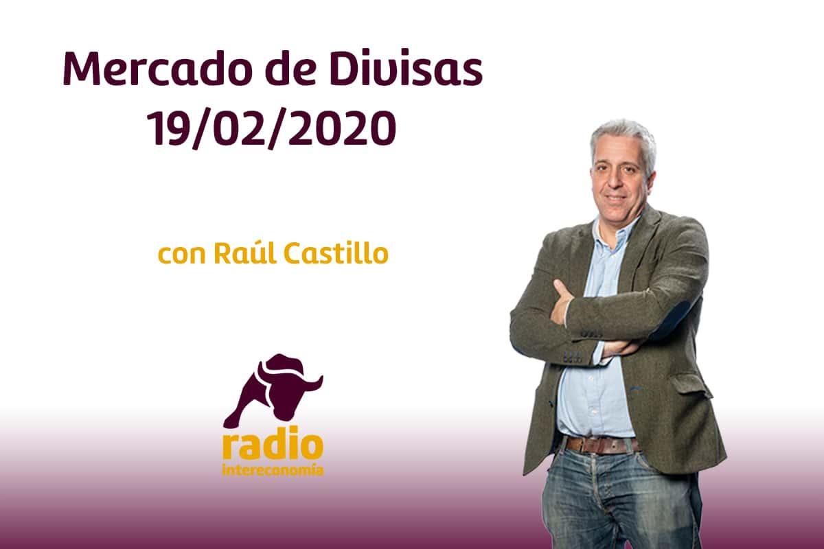 Mercado de Divisas 19/02/2020