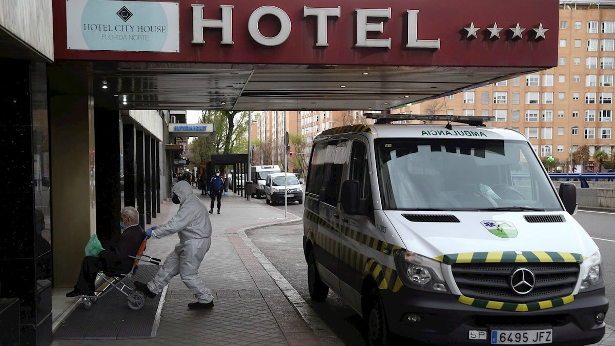Cierran los últimos hoteles y comienza la oleada de ERTE en el sector