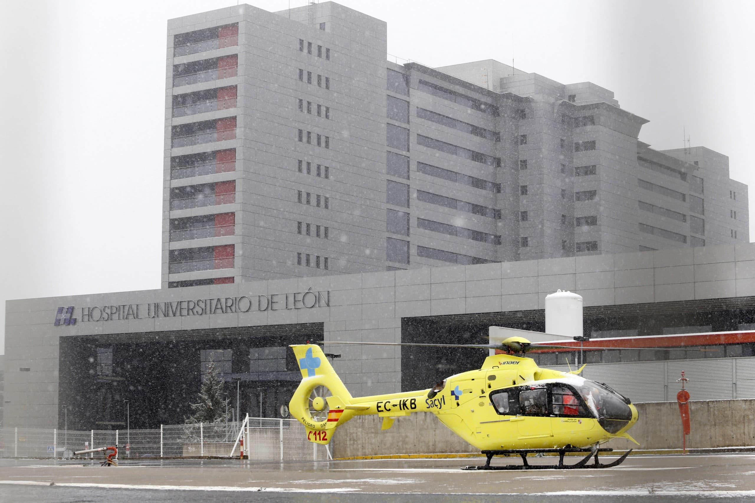 Cuatro muertos en hospitales y ninguno en residencias en las últimas 24 horas