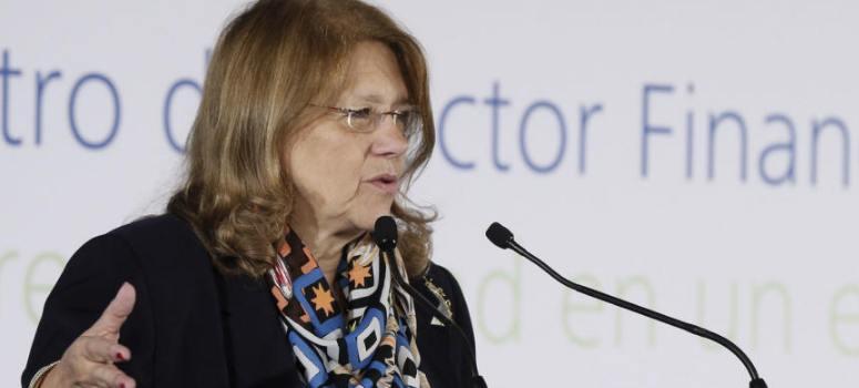 """Elvira Rodríguez: """"Las previsiones son malas y la crisis profunda. No va a ser fácil volver a los niveles anteriores"""""""