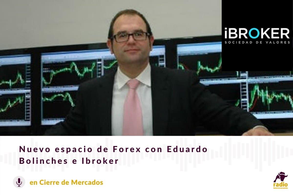 Espacio de Forex en Cierre de Mercados con Eduardo Bolinches e Ibroker 17/09/2020