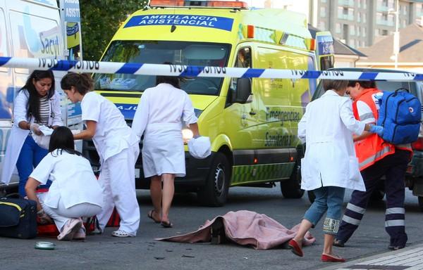 Tres mujeres mueren atropelladas en la provincia de Salamanca