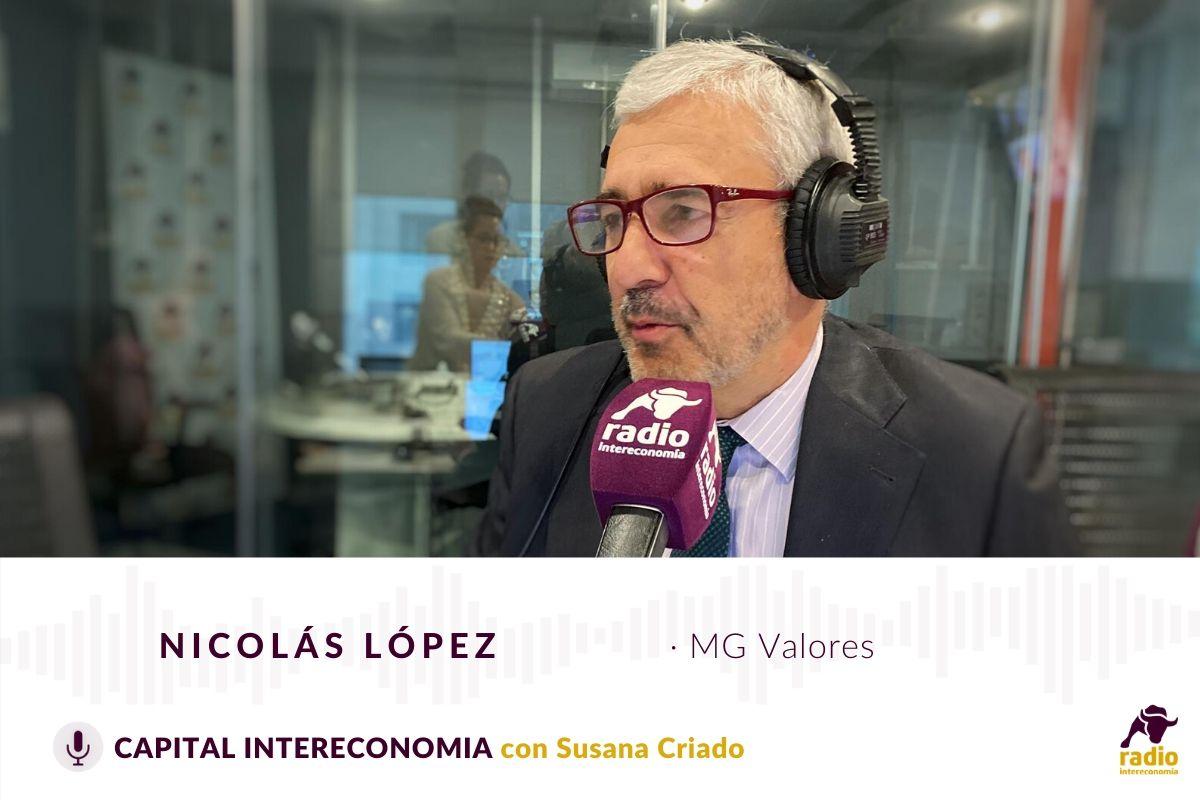 Consultorio bolsa con Nicolás López (MG Valores) 14/07/2020