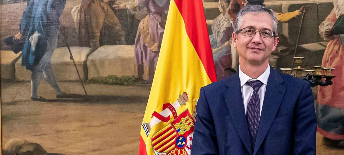 Hernández de Cos insta a Sánchez a usar bien el dinero europeo para que el paro no suba al 20%
