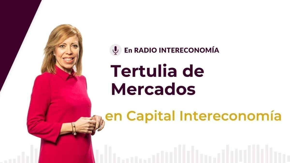Tertulia de Mercados en Capital Intereconomía (28/09/2020)