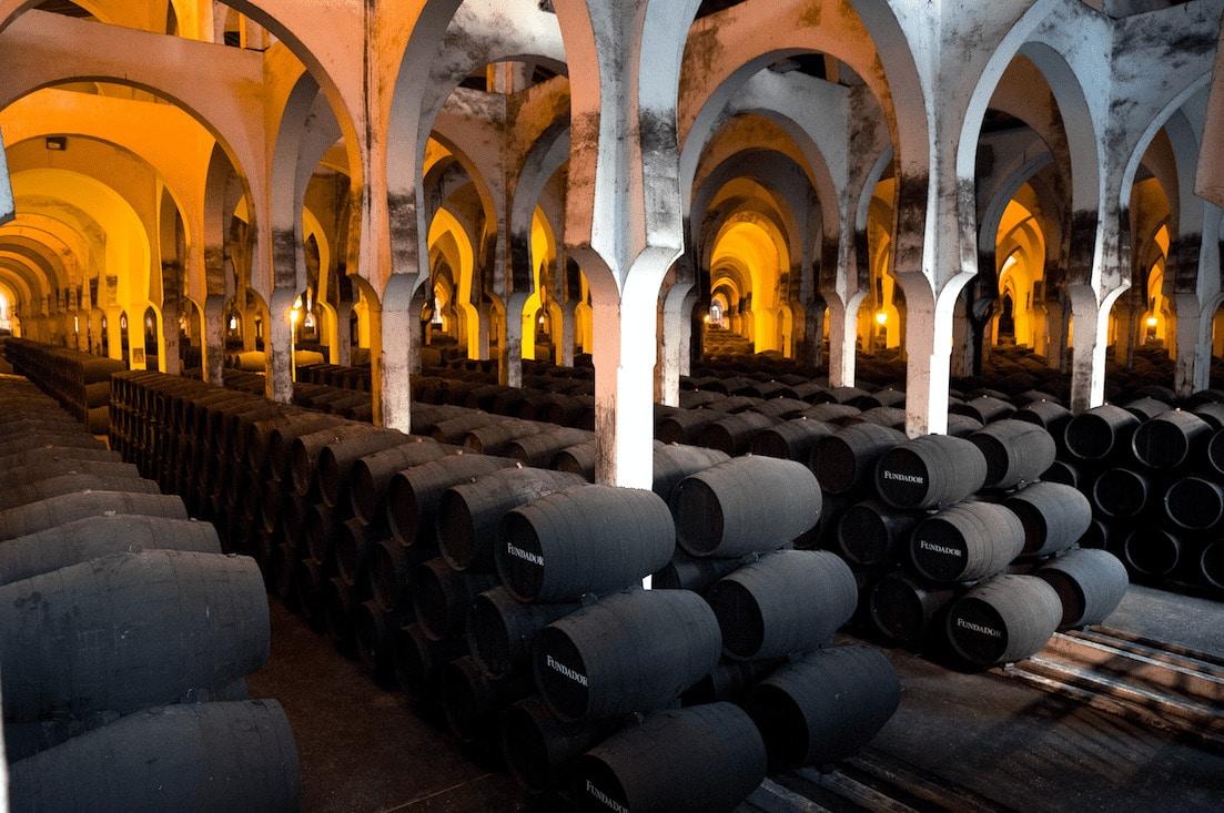 Bodega La Mezquita (Bodegas Fundador)